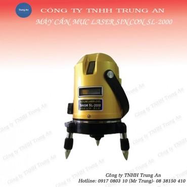 Máy cân bằng Laser 5 tia Sincon SL-2000