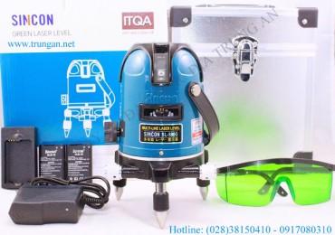 Máy cân bằng laser tia xanh Sincon SL-580G (Sincon - Hàn Quốc)