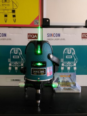 Máy bắn cốt laser tia xanh Sincon SL-580GL (Sincon - Hàn Quốc)