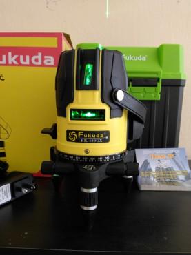 Máy cân bằng laser tia xanh Fukuda EK-400GX