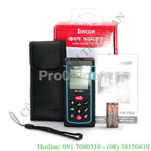 Máy đo khoảng cách bằng laser Sincon SD-100A