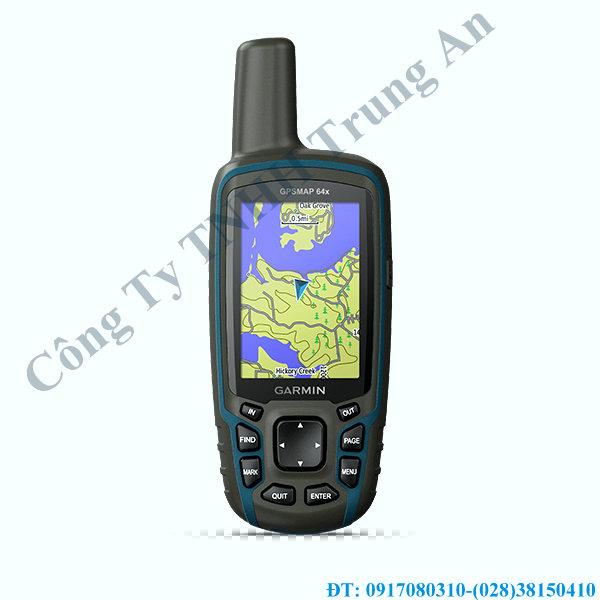 Máy định vị Garmin GPSMAP 64x