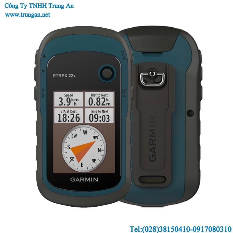 Máy đo định vị Garmin eTrex 22x